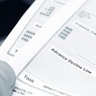 Financial reporting generic image