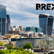 Brexit Insights - London Skyline