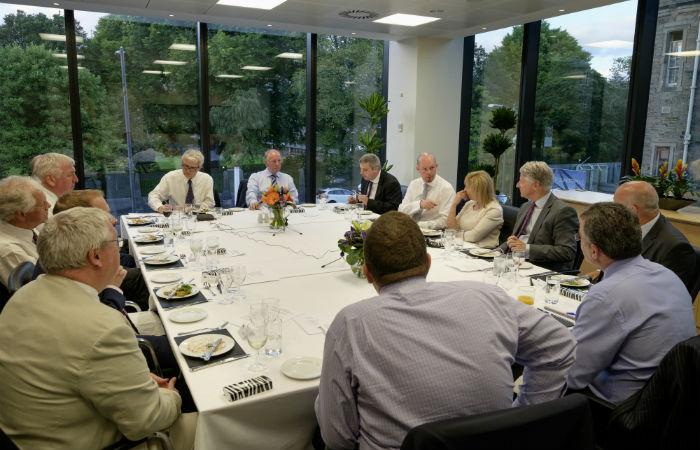 Wealh management panel